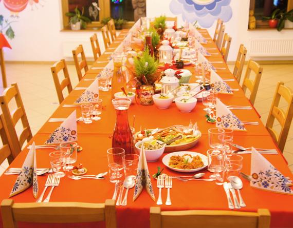 Imprezy firmowe na Kaszubach Folkowy Dwór